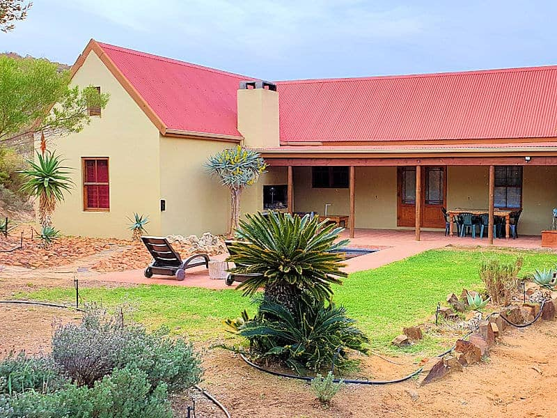 Die Veepos self-cateing cottage for groups or families